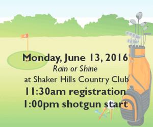 3rd annual golf tournament logo2