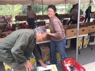 2017 Postal Workers Food Drive