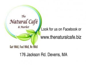 Natural Cafe and Market logo